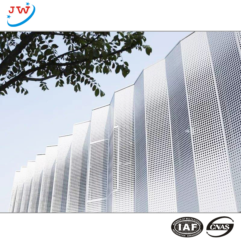 decorative perforated aluminum sheet
