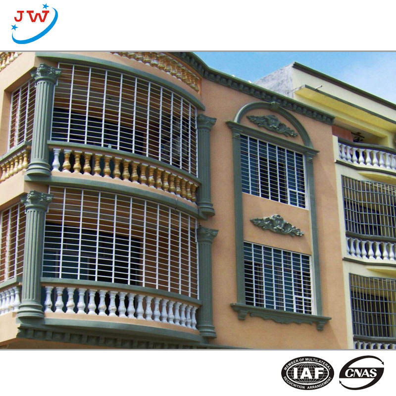 Stainless steel security net